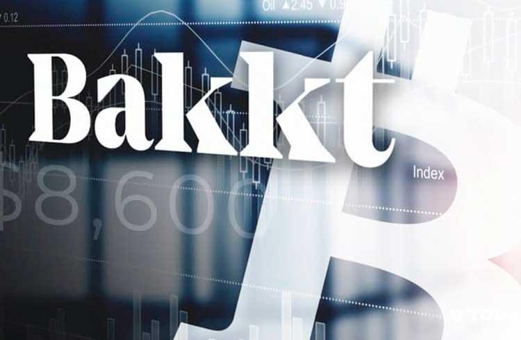 Volume diário de negociação de Futuros de Bitcoin da Bakkt atinge novo recorde