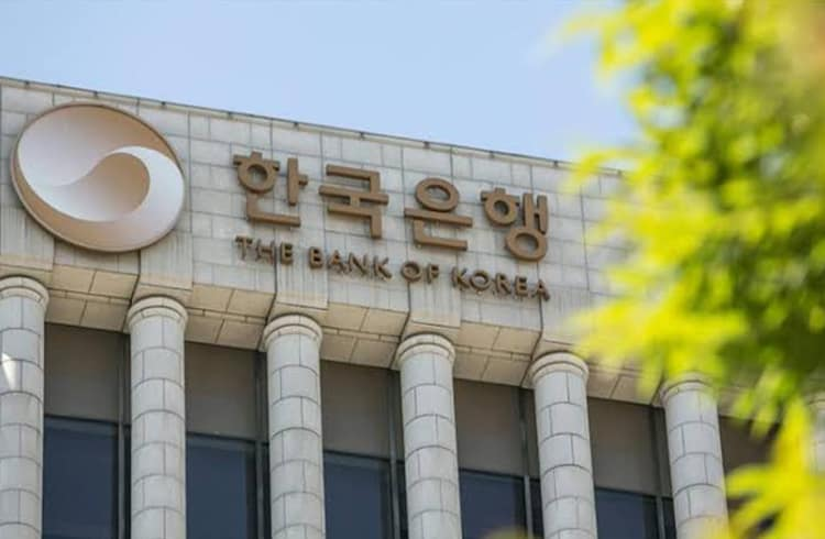 Banco Central da Coreia do Sul contratará especialista em criptoativos