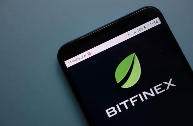 Bitfinex remove taxas de depósito com criptomoedas