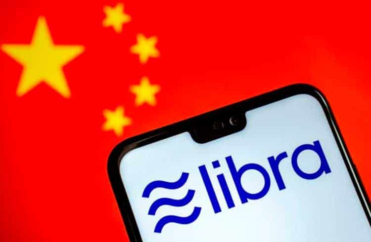 Banco Central da China alfineta a Libra do Facebook