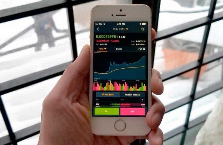 Binance lança negociação de contratos Futuros em seu aplicativo para iOS