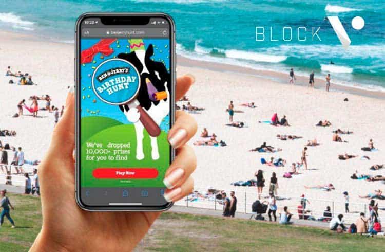 BLOCKv faz parceria com Ben & Jerry's para comemorar seu 10º aniversário na Austrália