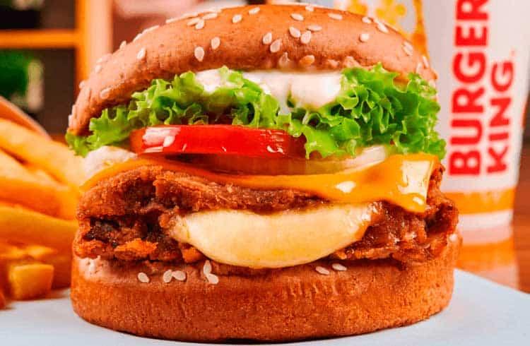 Burger King da Eslovênia aceita Bitcoin Cash como forma de pagamento