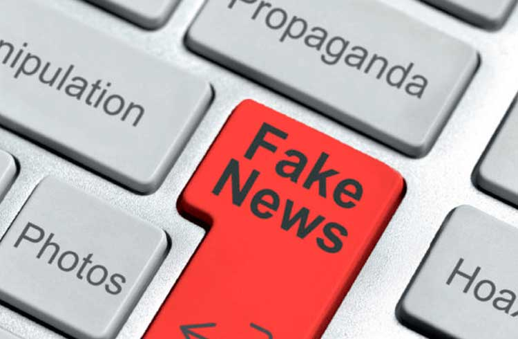CEO da Celsius afirma que blockchain é a única alternativa para combater fake news