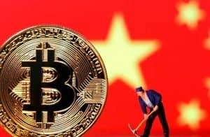 China atinge a maior participação no hashrate do Bitcoin desde 2017