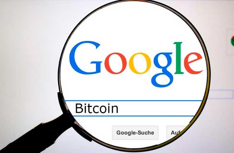 Pesquisas sobre Bitcoin no Google e no Yahoo caem significativamente em 2019