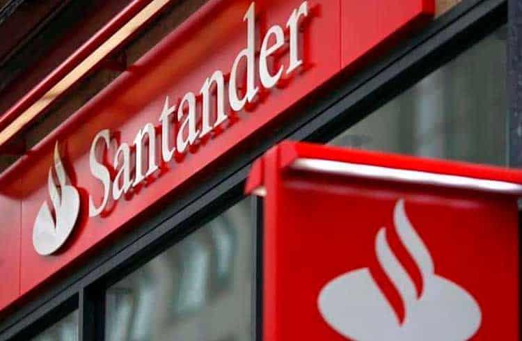 Santander adicionará Argentina e outros países da América Latina à sua rede blockchain