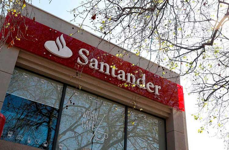 Santander resgata título de US$20 milhões emitido na blockchain do Ethereum