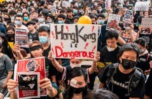 Sentimento anti-bancário se intensifica em Hong Kong; Como o Bitcoin se beneficia?