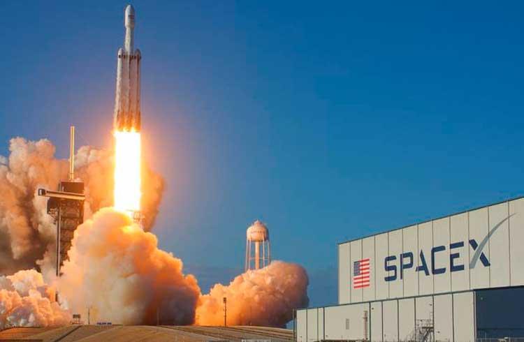 Tecnologia blockchain da SpaceChain está a caminho da Estação Espacial Internacional
