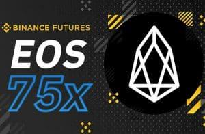Após XRP, Binance anuncia contratos perpétuos de EOS