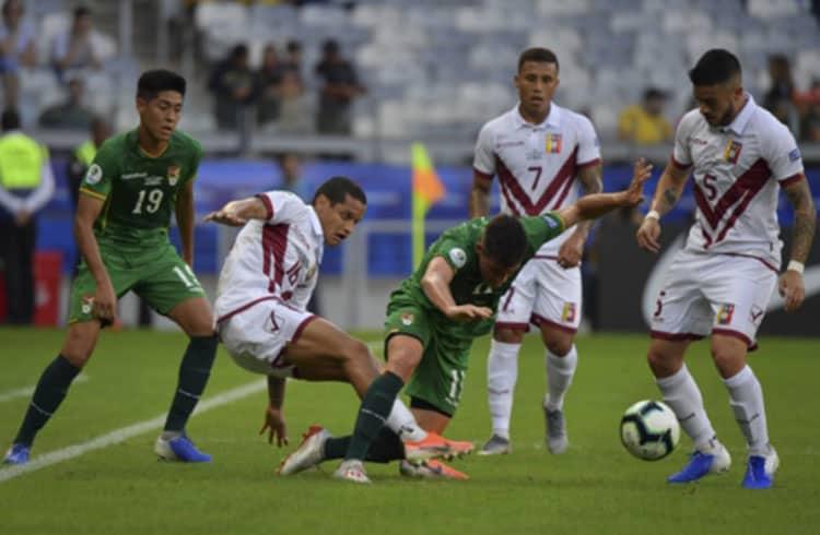 Empresa de criptomoeda focada em futebol patrocinará campeonato venezuelano