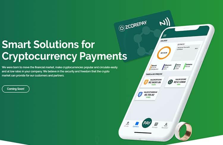 ZCore fornece novos detalhes sobre sua plataforma de pagamento com criptomoedas