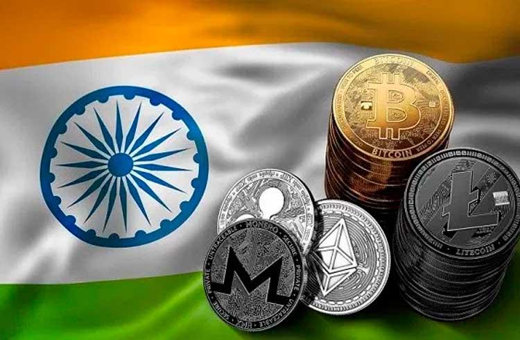 Banco central da Índia afirma que criptoativos não estão banidos no país