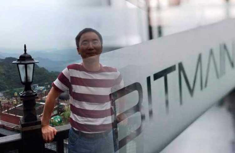 Cofundador da Bitmain inicia disputa judicial para retornar ao controle da empresa