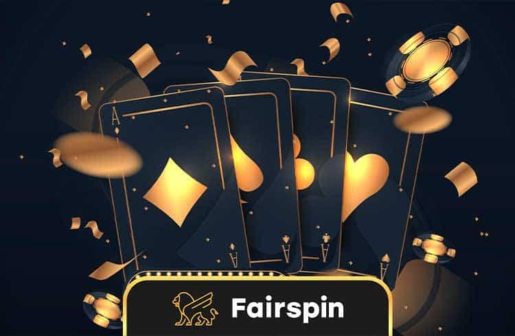 Confira as inovações da blockchain combinada com a experiência clássica do cassino no Fairspin.io