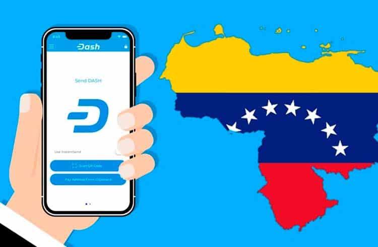 Dash vê aumento de 562% na quantidade de usuários ativos na Venezuela em 8 meses
