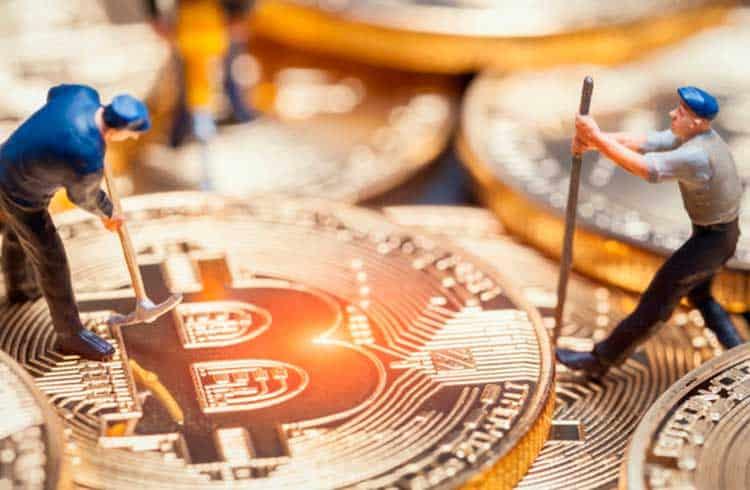 Dificuldade de mineração do Bitcoin quebra novo recorde