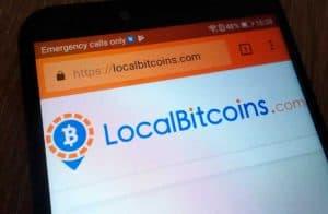 LocalBitcoins congela conta de usuários em mais de 20 países