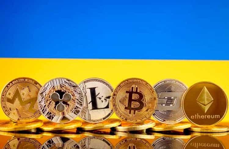 Ucrânia planeja rastrear transações com criptoativos acima de US$1.200