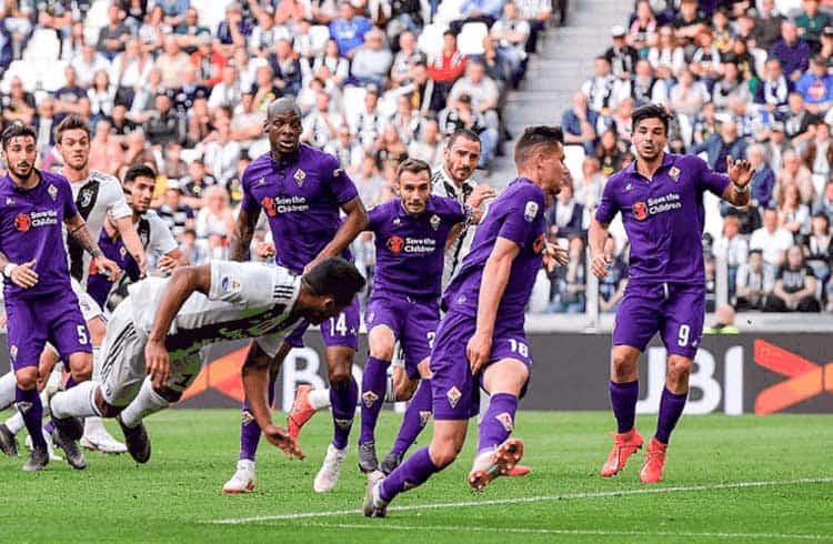 Uniformes do time de futebol italiano Fiorentina serão certificados com blockchain da IOTA
