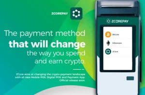 ZCore anuncia lançamento de solução de pagamento mais acessível que aceita criptomoedas