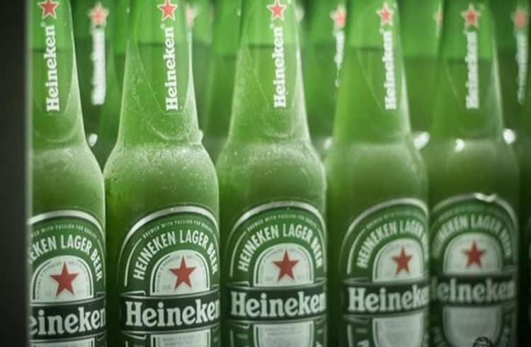 Brasil é maior mercado da Heineken, que usa blockchain para captar ingredientes premium