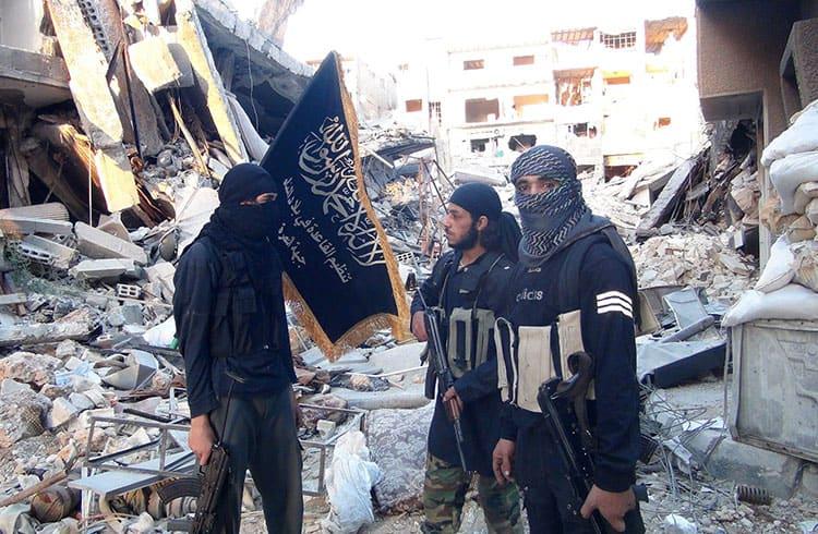 Extremistas sírios estão recebendo apoio em Bitcoin por meio de negociante P2P