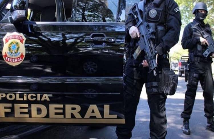 Policial federal recebe Bitcoin para alterar informações do sistema e é preso
