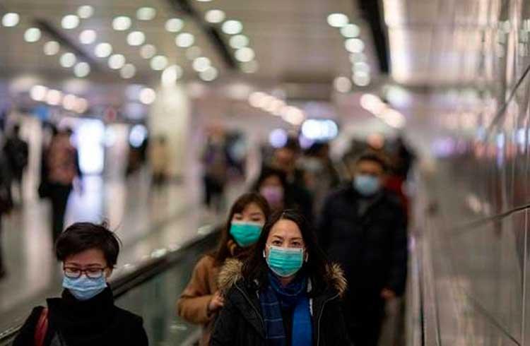 Coronavírus derruba venda de mineradores na China