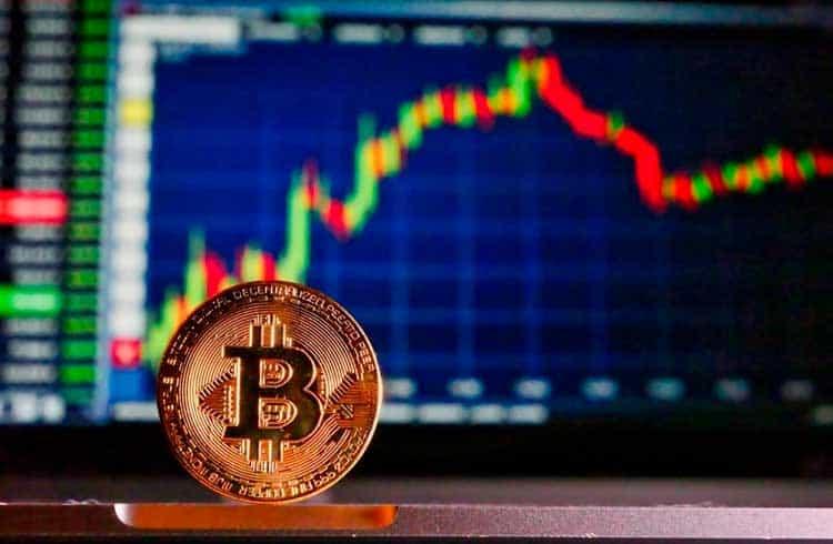 Mercado de criptoativos mantém perdas e Bitcoin perde importante suporte