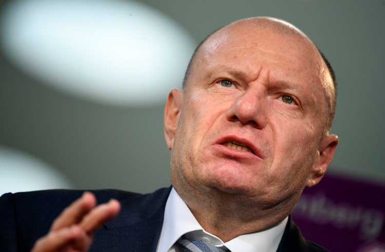 Vladimir Potanin, o homem mais rico da Rússia, quer lançar seu próprio token