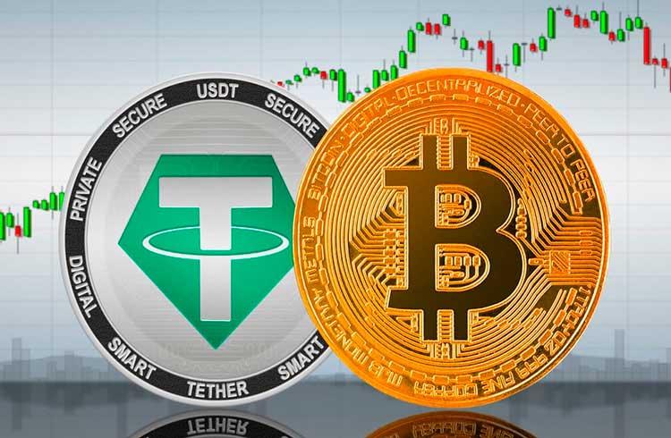 Analista afirma que alta do Bitcoin pode ter sido causada pela Tether