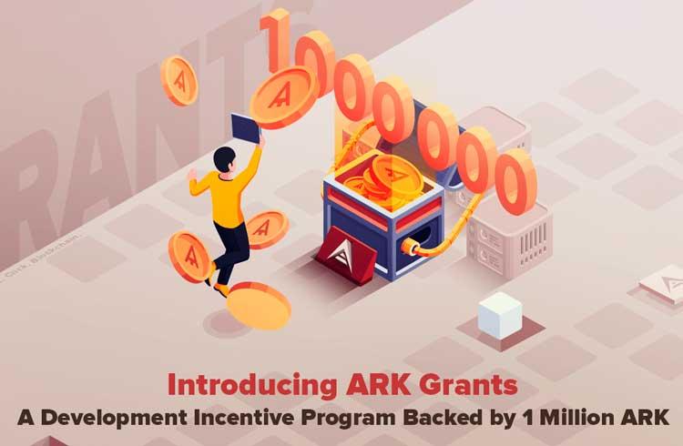ARK Grants: um programa de incentivo ao desenvolvimento apoiado por 1 milhão de ARK
