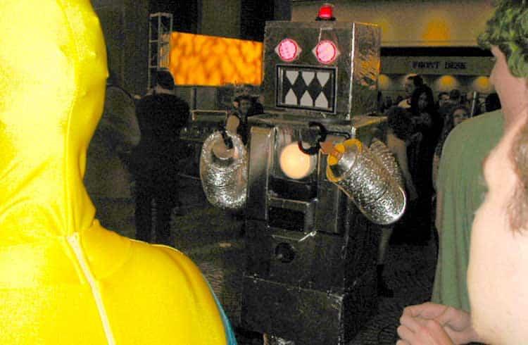 Atlas Quantum pede que usuários aumentem a banca do robô para lidar com o mercado turbulento