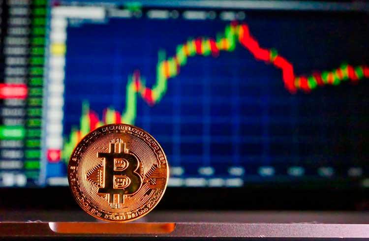 Bitcoin se aproxima dos US$ 5.500 em nova movimentação; Chainlink avança 12%