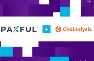 Chainalysis e Paxful anunciam parceria em produto de rastreamento de transações