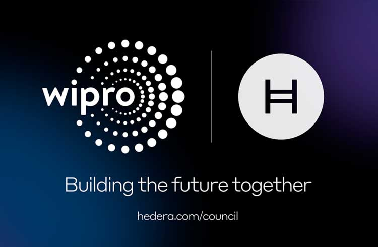 Com ampla atuação no Brasil, Wipro se junta ao conselho da Hedera Hashgraph