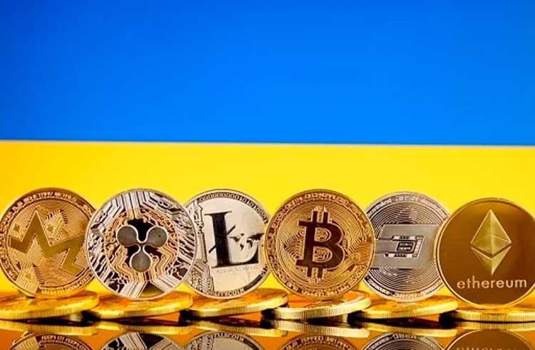 Contribuintes da Ucrânia deverão relatar participações em criptoativos na declaração de imposto