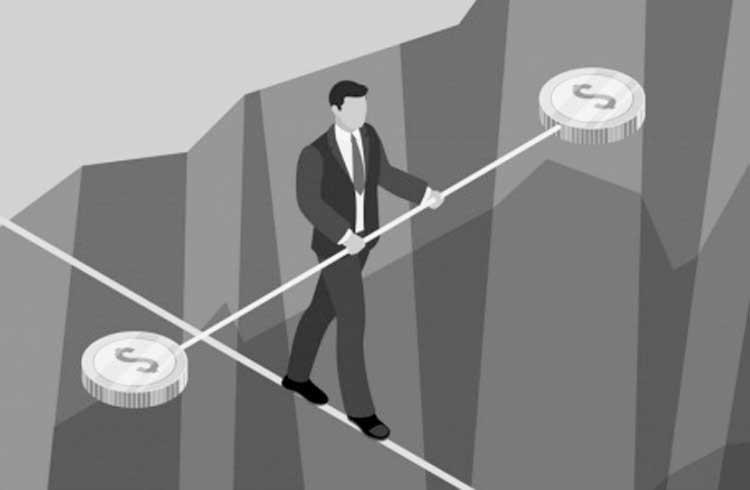 Demanda por stablecoins aumenta em cenário de colapso da economia global