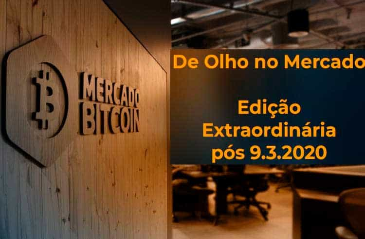 Mercado Bitcoin revela que Bitcoin foi menos volátil que a Ibovespa