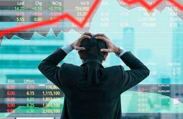 Mercados no vermelho: como lidar com seus investimentos durante uma crise?