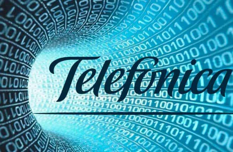 Telefônica faz investimento em fundo brasileiro para financiar iniciativas baseadas em blockchain