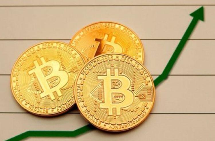 Bitcoin avança 5% e rompe os R$ 44.500 antes do halving