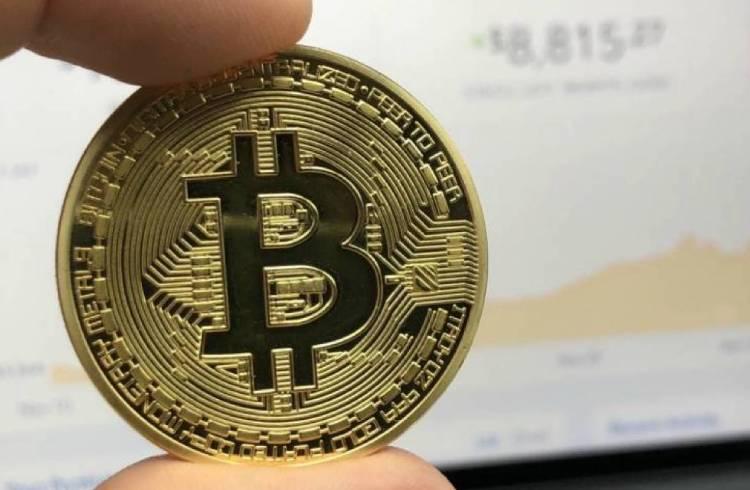 Bitcoin rompe os US$ 7.700; Ethereum quase nos US$ 200