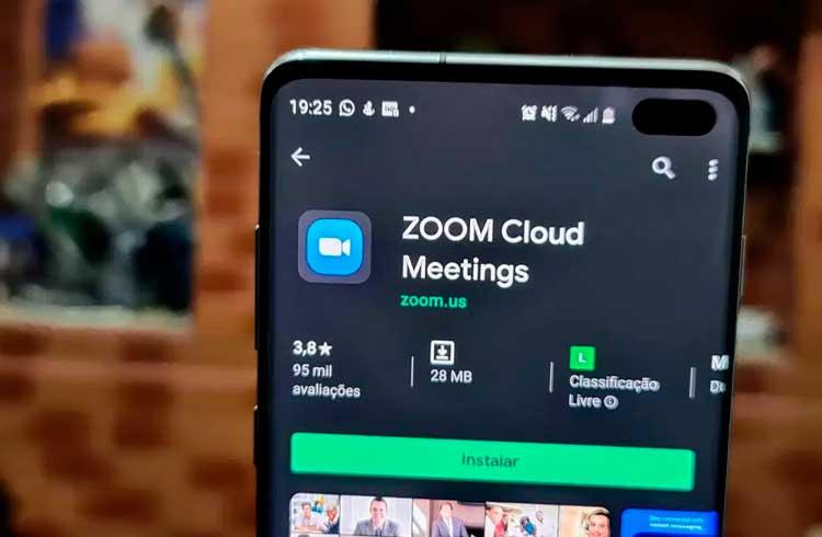 Aplicativo blockchain permite que empresas monetizem suas chamadas no Zoom e recebam em criptomoedas