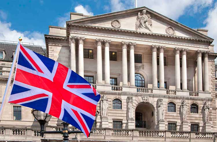 Banco da Inglaterra destaca que empresas privadas podem auxiliar na emissão de CBDC