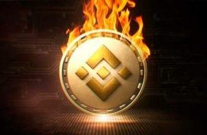 Binance anuncia queima de 10% dos tokens BNB em circulação