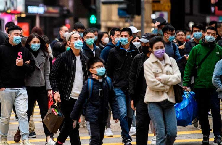 Binance e Virtual Blockchain Week anunciam doações para conter pandemia do coronavírus