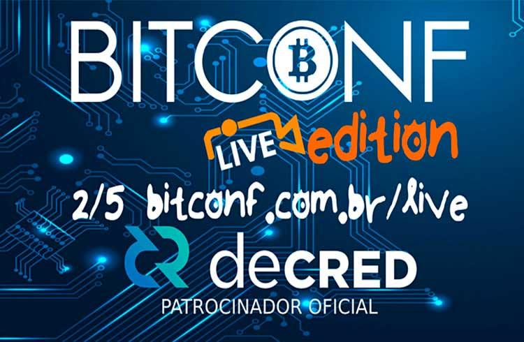 BITCONF firma parceria com a Decred e anuncia evento com palestras online